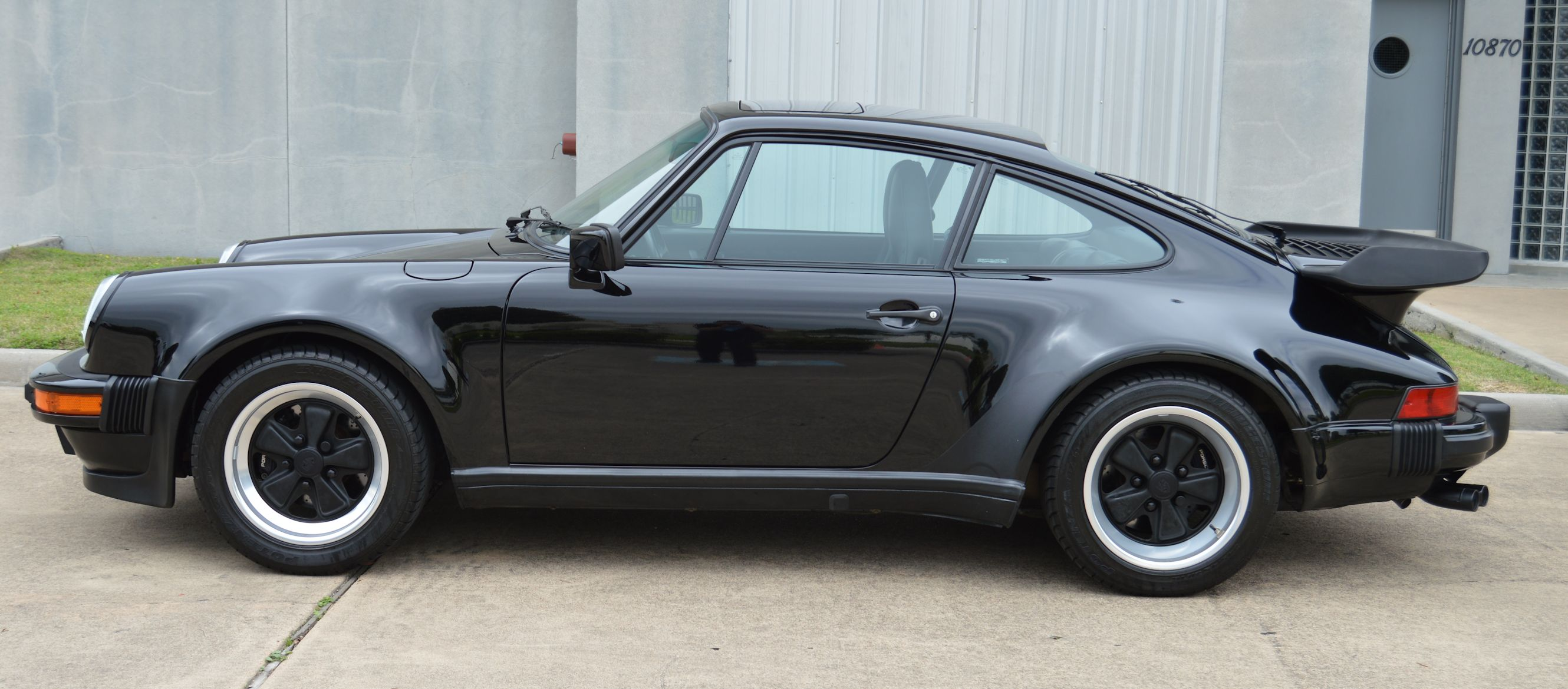 1987 Porsche 911 Turbo Additional Pictures