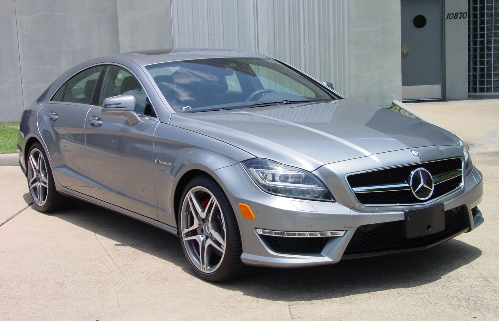2012 mercedes benz cls63 for Mercedes benz platinum amex